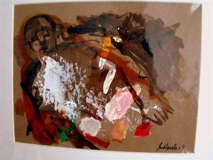 Michel SURET-CANALE - Peinture - MSC02