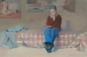 Antoine VINCENT - Pintura - Joseph