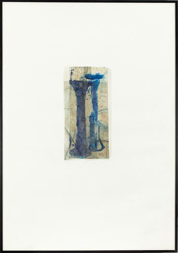 Luca CACCIONI - Gemälde - Glass Still Life (Gorilla)