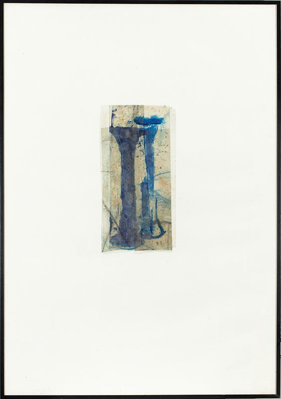 Luca CACCIONI - Painting - Glass Still Life (Gorilla)