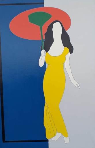 Marco LODOLA - Pintura - UNTITLED