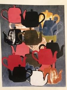 Fernandez ARMAN - Print-Multiple - Les Theieres