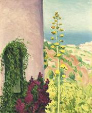 阿尔伯特·马尔凯 - 绘画 - Aloès fleuri