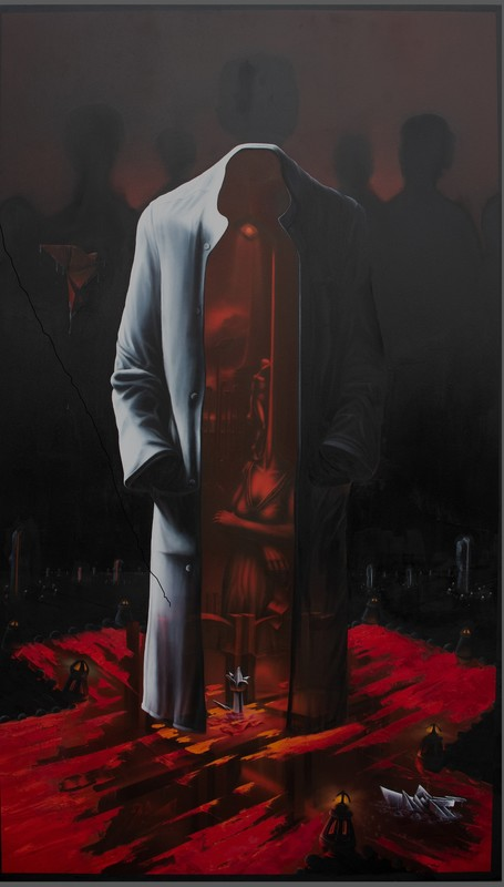 Steve BAUER - Painting - Koryphäeweb