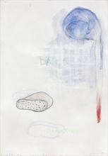 Yoshitomo NARA - Peinture - Untitled