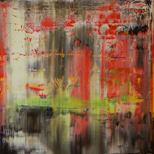 Harry James MOODY - Painting - Abstract No.402