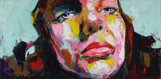 Françoise NIELLY - Pittura - Untitled 623