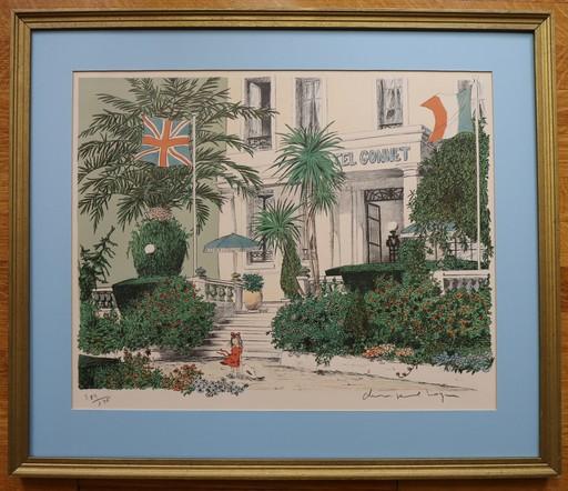 Denis Paul NOYER - Print-Multiple - Hotel Gonnet