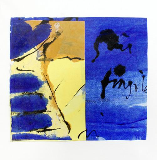 Judith WOLFE - 绘画 - Fragile