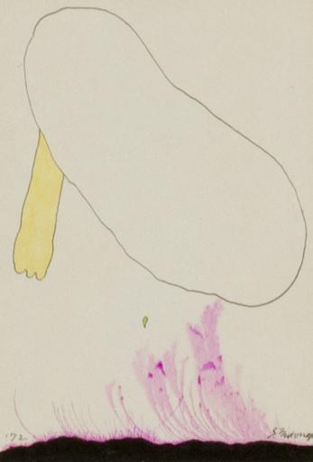 Sadamasa MOTONAGA - Dessin-Aquarelle - Work