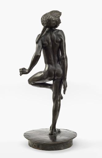 Fritz BEHN - Sculpture-Volume - Massai