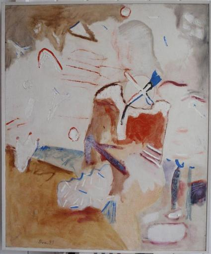 Vaclav BENEDIKT - Painting - Heart Beat