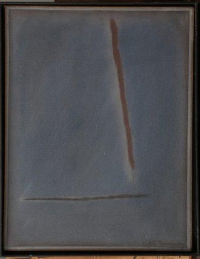 Alberto RAFOLS CASAMADA - Gemälde - Sin titulo