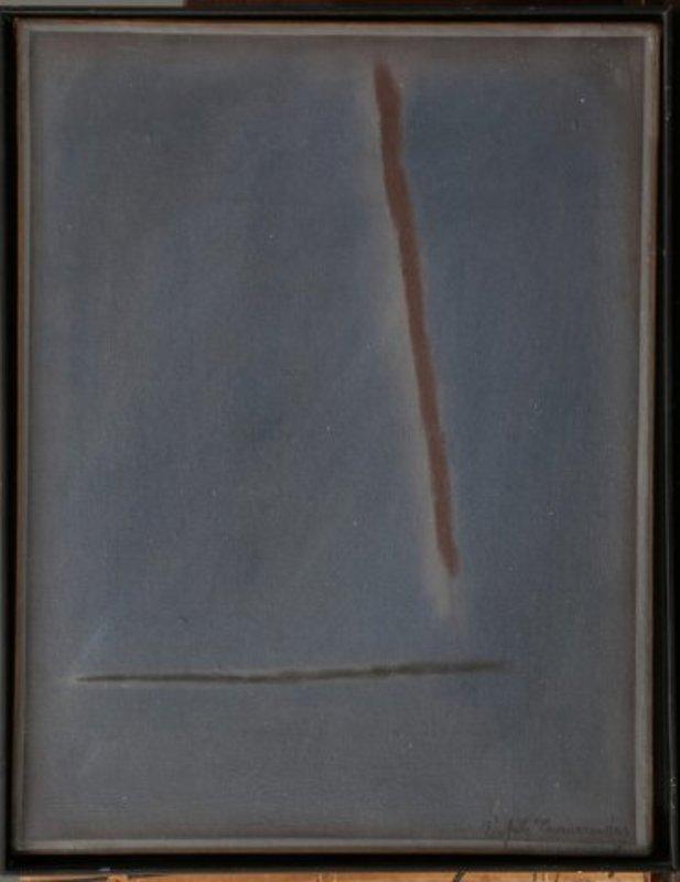 Alberto RAFOLS CASAMADA - Painting - Sin titulo