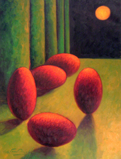 Giovanni BOFFA - Painting - Ipotesi vitale