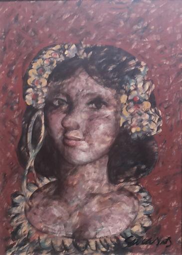 Alfonso SUCASAS GUERRA - Pittura - NATIVA