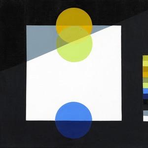 Joël STEIN - Painting - Senza titolo