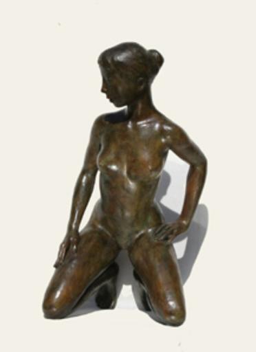 Jacques COQUILLAY - Skulptur Volumen - Alice