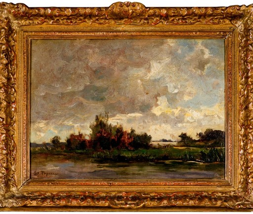 Stephan POPESCU - Painting - Twilight