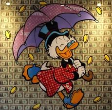 GOMOR - Pintura - Money Rain