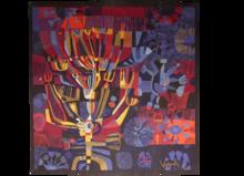Robert WOGENSKY - Tapiz - Solstice
