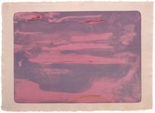 Helen FRANKENTHALER (1928-2011) - Dream Walk
