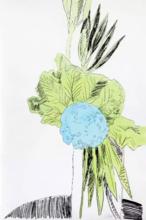 安迪·沃霍尔 - 版画 - Flowers