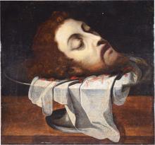 Andrea SOLARIO - Pintura - Beheading of Saint John the Baptist