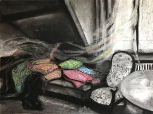 Marie DONNEVE - Dessin-Aquarelle - « The Shape »
