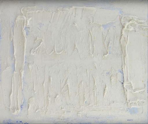 Bram BOGART - Disegno Acquarello - Senza titolo