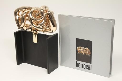 Miguel BERROCAL - Skulptur Volumen - Salvador Dalí
