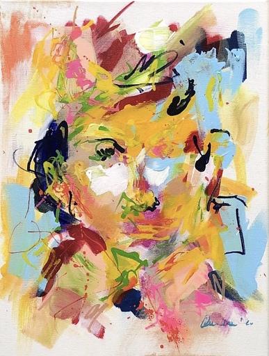 Nicole LEIDENFROST - Gemälde - Portrait 3