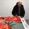 Alex KATZ - Print-Multiple - Rose Bud
