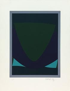 Victor VASARELY - Estampe-Multiple - Tacoma