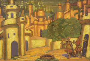 Nicolaj Konstantinov ROERICH, The Offerings