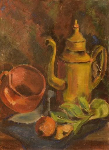 Alexandr Alexandrovich POMANSKIY - Gemälde - Still life