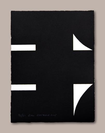 Heinz GAPPMAYR - 版画 - Echo