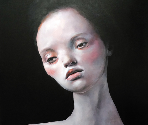 Juan PALOMARES - Pittura - Retrato 21