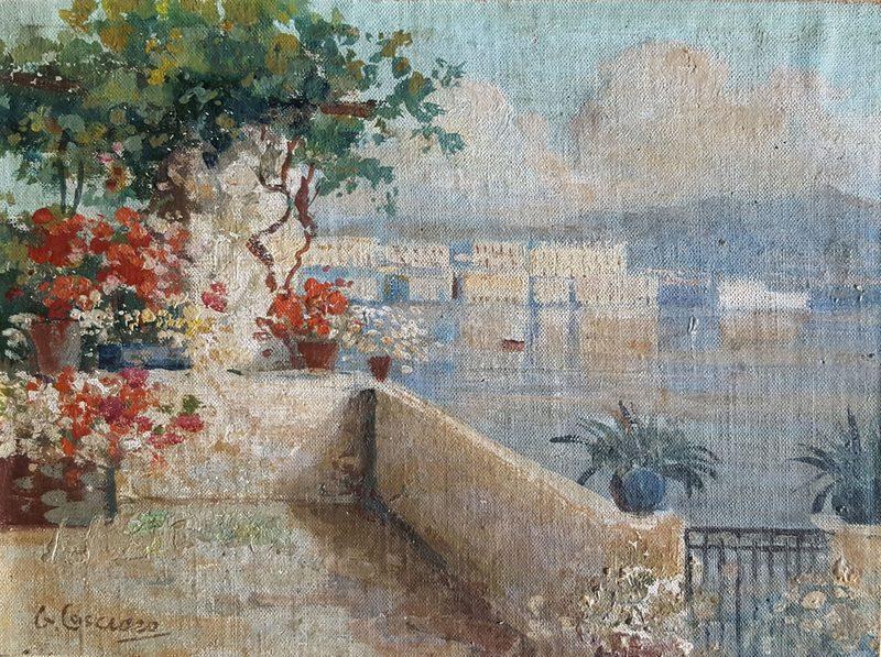 Giuseppe CASCIARO - 绘画
