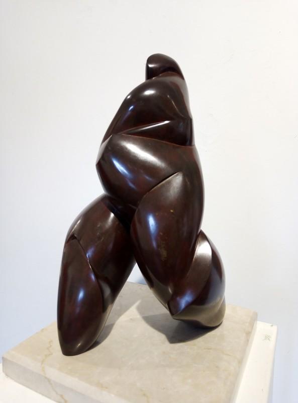 POLLES - Sculpture-Volume - La Petite semeuse