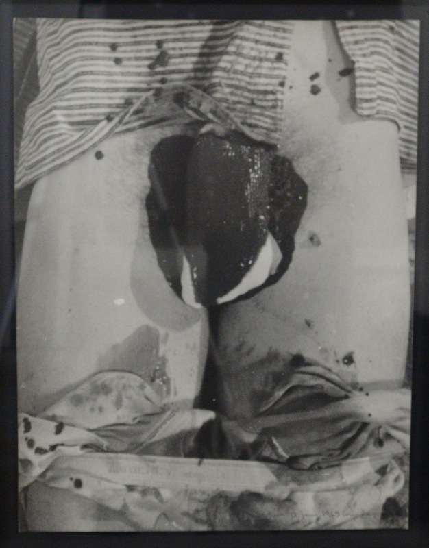 Hermann NITSCH - Fotografia - Senza titolo