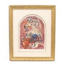 Marc CHAGALL - Estampe-Multiple - The Tribe of Judah