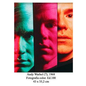 Philippe HALSMAN - Fotografia - Andy Warhol (7)
