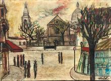 Edgar STOEBEL - Painting