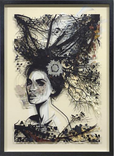Eric LACAN - Gemälde - Ce qui émeut me meut