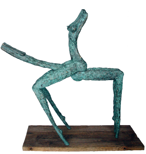 Levan BUJIASHVILI - Sculpture-Volume - Passion # 1