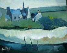 Yvon LABARRE - Painting - HORIZON