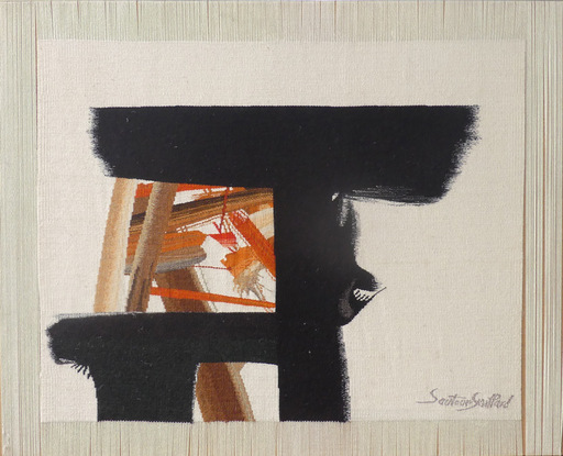 Jean René SAUTOUR-GAILLARD - Tapestry - Quel chant secret