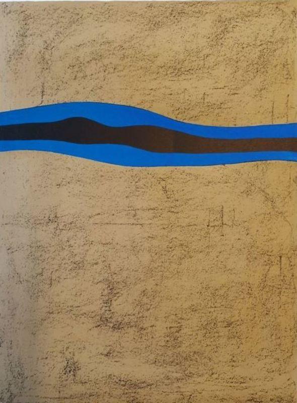 Giuseppe SANTOMASO - 版画 - untitled