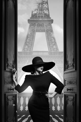 Ludovic BARON - Fotografia - Parisienne
